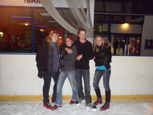 A la patinoire de Aubagne