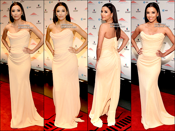.20/01/13 : Eva Longoria été au «  Latino Inaugural 2013 In Performance » au Kennedy Center à Washington. .