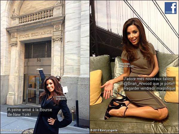 .. facebook .De nouvelles photos de notre sublime bomba latina dans la belle ville de New-York..