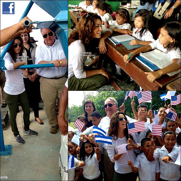.Eva était au Guatemala pour le World Food Program, puis au Salvador et pour finir au Honduras..