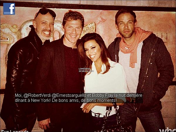 .17/04/13 : Eva Longoria (de retour à N.Y) s'est rendue au « The Dr. Oz Show » toujours pour la promo de R.F.L..