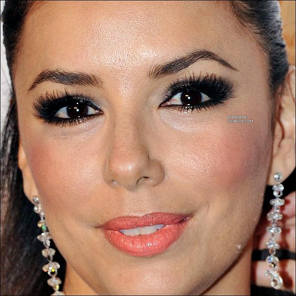 .19/05/13 : Eva Longoria s'est rendue au « Global Gift Gala » pour un dîner au « Nikki Beach Club » à Cannes..