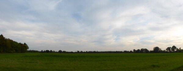 Paysages magnifiques (4): l'Allemagne, les environs de Münster