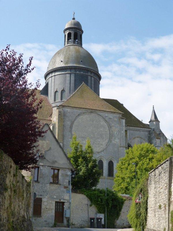 Villes d'Europe: Provins (France)