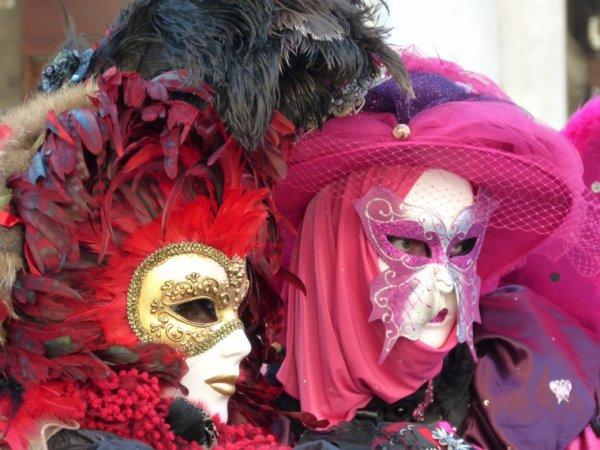 Venise: le Carnaval