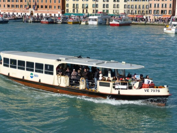 Venise: typique