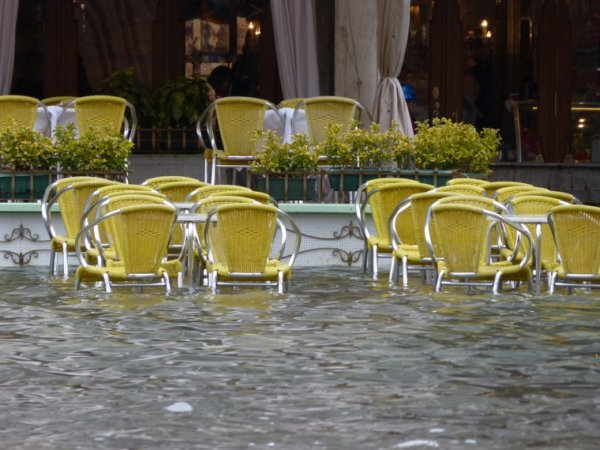 Venise: Aqua Alta