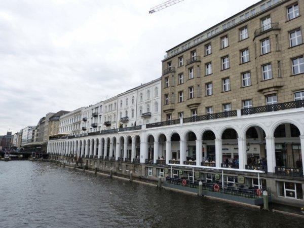 Hambourg, cité portuaire aux milles charmes