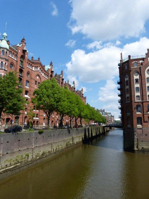 Hambourg, cité portuaire aux mille charmes (2)