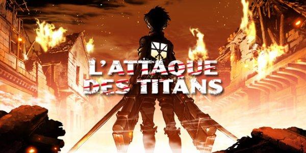 L'attaque des titans, ou quand l'humanité est perdu .