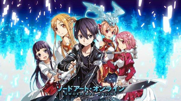 Le voici, le voilà.... : Sword Art Online (S.A.O) !!!!!! Yeh !!!!