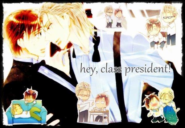 Hey class président ! /-18\