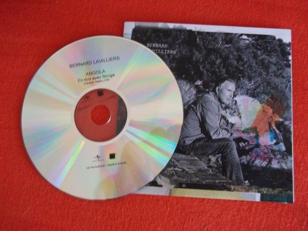 "RARE CD PROMO VERSION RADIO "" ANGOLA DUO AVEC BONGA """