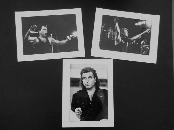 MAGNIFIQUES PHOTOS ANNEE 86/87  ( mephisto ,,originaux)