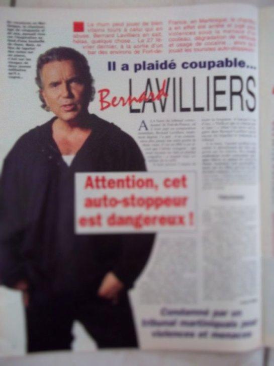 "ARTICLE MAGAZINE "" 1997 """