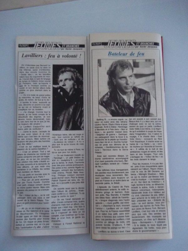 2 ARTICLES REVUE BELGE