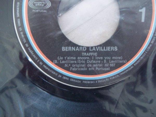 45T PRESSAGE  PORTUGUAIS (bernard lavilliers chante en anglais) TRES BELLE PIECE