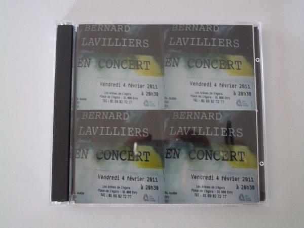 """evry que du beau"""" premier concert de bernard lavilliers 2011"""""""