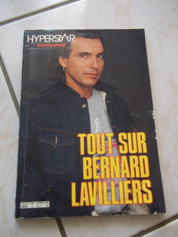 HYPERSTAR 80 PAGES LAVILLIERS (offert par evelyne merci)