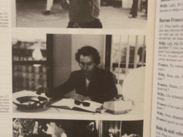 """REVUE SPECIALE DU FILM """"NEIGE"""" BERNARD LAVILLIERS Y JOUAIT LE ROLE DE FRANCO"""