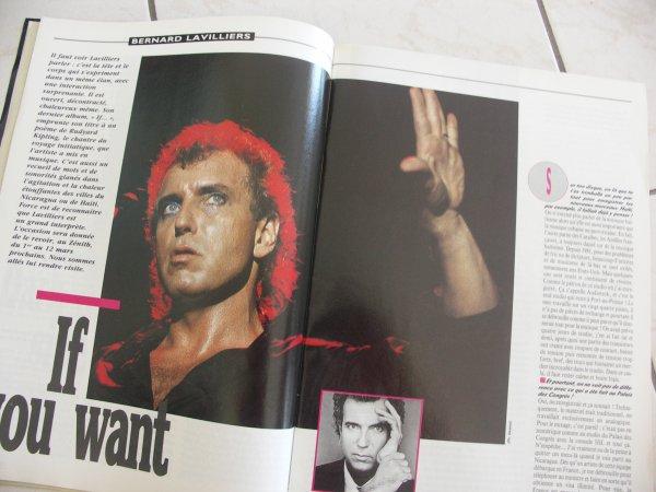 magazine février 1989