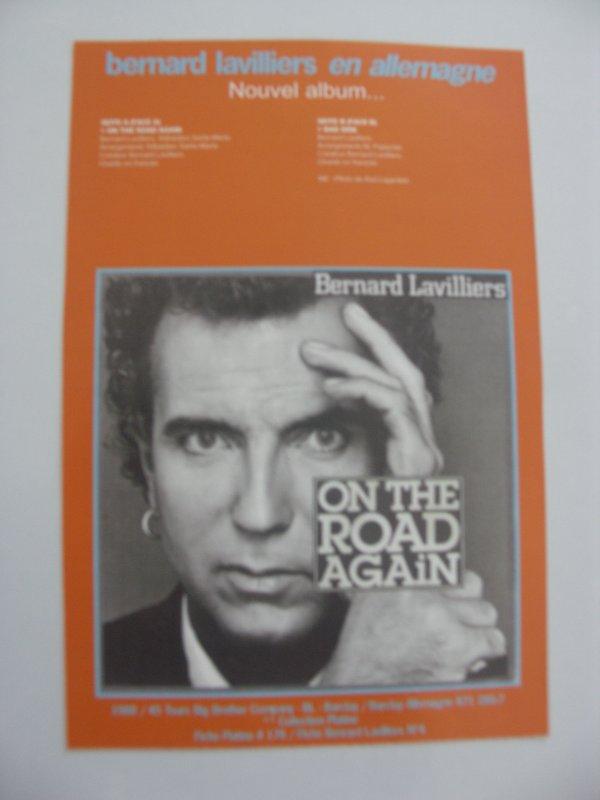 """fiche album """" if """" 1989 (allemagne)"""