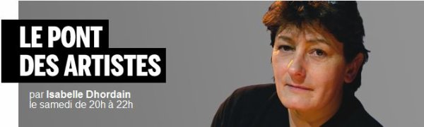 """INFO BERNARD LAVILLIERS BIENTOT EN ECOUTE SUR FRANCE INTER..LE 16 MARS 2013 ..""""LE PONT DES ARTISTES """"..."""