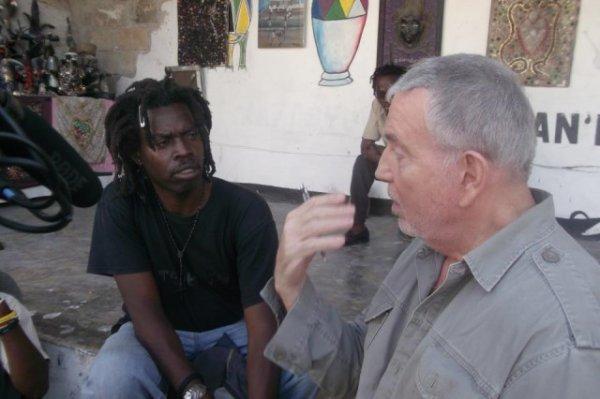quelque photos de bernard lavilliers de l emission a venir sur haiti