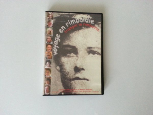 "cadeaux de didier ;;merciiiiii _la le dvd ""voyage en rimbaldie"""