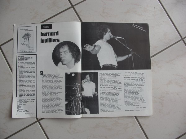 excellent magazine  nov/déc 1977