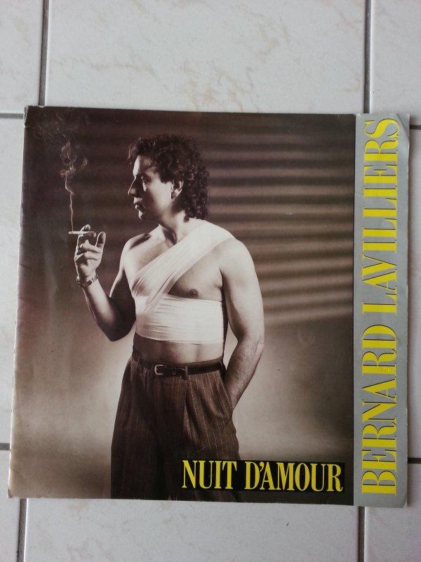 """magnifique programme """"nuit d'amour"""" 1981 collector (introuvable)"""