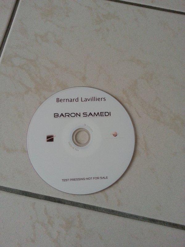"""test pressing de """"baron samedi"""" 11 titres"""
