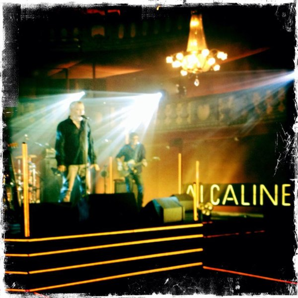 ALCALINE LE MAG LE jeudi 28 NOVEMBRE .23h15 france 2