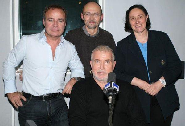 "bernard lavilliers en promo pour son nouvel album""baron samedi"" a france bleu"