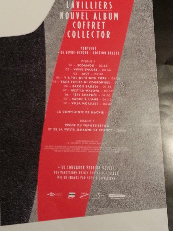magnifique coffret collector sortie le 9 déc ,reçu aujourd'hui en primeur
