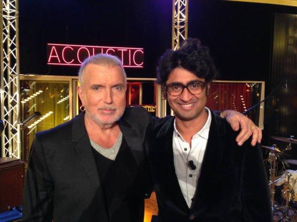Bernard Lavilliers présentera son nouvel album samedi 11 janvier 2014 dans Acoustic sur TV5MONDE. L'enregistrement vient tout juste de se terminer.
