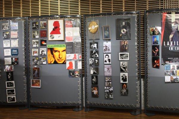 photos expo plus concert bernard lavilliers et le musée du rock de la rochelle (suite expo bernard  lavilliers) )