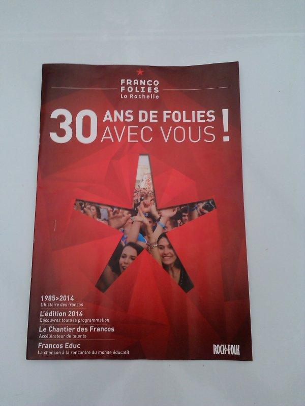 divers revue des francofolies