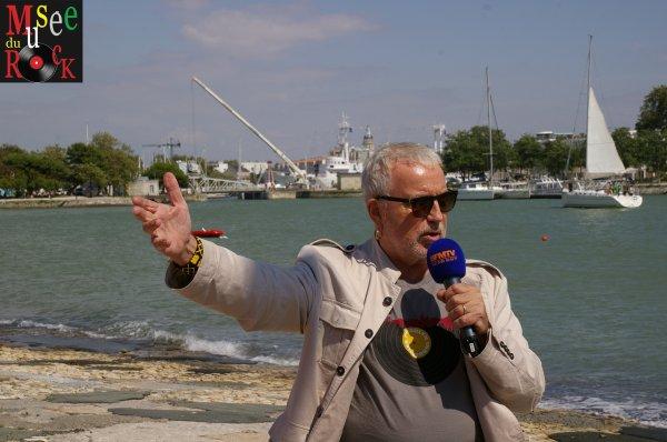 interview de bernard lavilliers a bfm les 30 ans des francos 10 juillet 2014