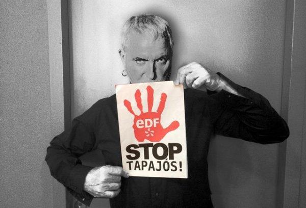 AMAZONIE EN DANGER - STOP TAPAJÓS - affichez votre opposition à EDF et GDF-SUEZ