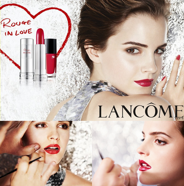 Promotion -  « Rouge In Love » de Lancôme ♥