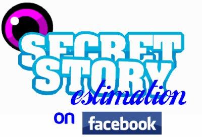 Estimation Secret Story, déjà sur Facebook !