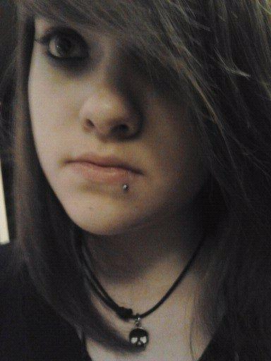 Mon piercing ! :)