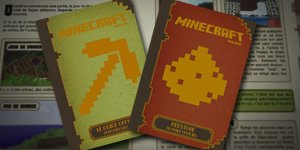 Minecraft : Sortie du guide officiel