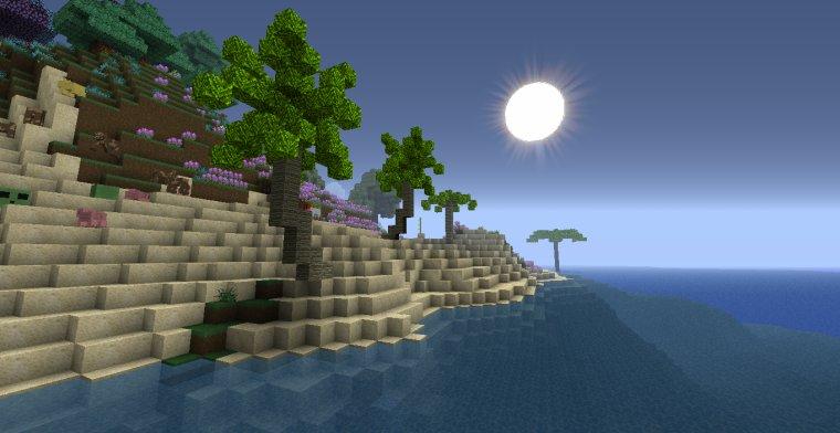 Minecraft mod : les différents biomes