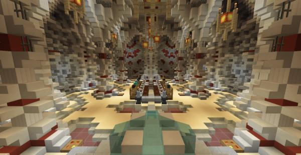 Intérieur du Lg's Castle 2.0