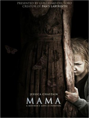 """ Mama "" avec Jessica Chastain"