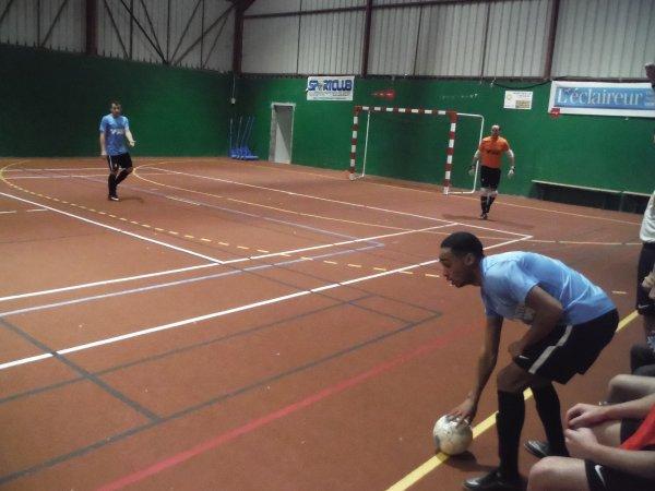 9ème Journée de Championnat Régional 1: Cayeux - Csa Doullens 27/01/18