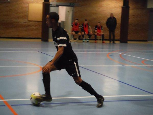 Coupe de Somme Futsal: Amiens Réal - Csa Doullens 06/02/18