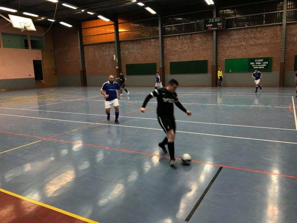 10ème Match de Championnat Division 2 Futsal: Flesselles - CSA Doullens B 19/02/18